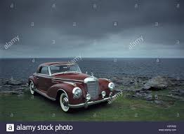 car mercedes red coast old timer mercedes cliff car passenger car mercedes