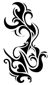 tribal stag tattoo tattoofever new design 1 tattoo design site beautifully