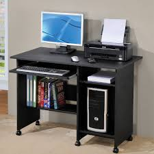 Computer Desk With Hutch Black by Best Black Computer Desk Computer Desk Black Star Dreams Homes