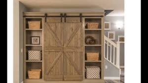closet barn doors home interior design