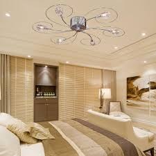 home design silver ceiling fan with light cool decors modern