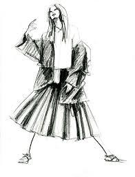 186 best lara wolf fashion illustrations images on pinterest