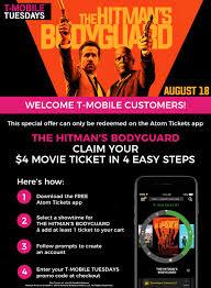 t mobile tuesdays the hitman u0027s bodyguard redemption atom the