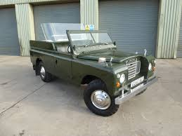 convertible land rover vintage in focus the cars used by her majesty queen elizabeth ii