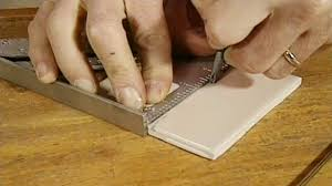 how to cut ceramic tile with a glass cutter today s homeowner