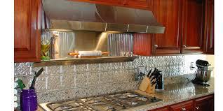 tin tiles for kitchen backsplash kitchen backdrops amazing 10 kitchen backsplash ideas decorative