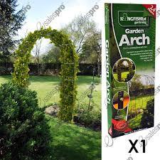garden arch trellis feature climbing plant roses 1 or 2 deals free
