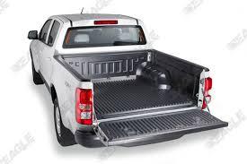ford ranger bed ranger t6 rail load bed liner