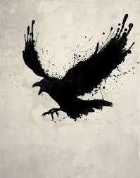 the 25 best raven tattoo ideas on pinterest crow tattoos crow