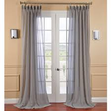 Sheer Panel Curtains Eclipse Chelsea Uv Light Filtering Window Sheer Curtain Panel
