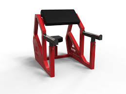 seated preacher bench seated bicep curl kustom kit gym equipment