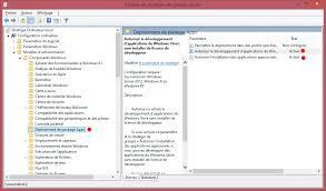 Sans Policy Templates by Henri Nogues Publier Une Application Windows Sans Passer