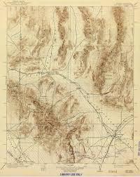 Map Las Vegas by Usgs Topo Of Las Vegas Nevada 1908