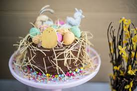 Chocolate Easter Cake Decorations by Recipe Easter Chocolate Cake Ren Behan Author Wild Honey And Rye