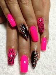 cheetah nail nails pinterest cheetah nails cheetahs and