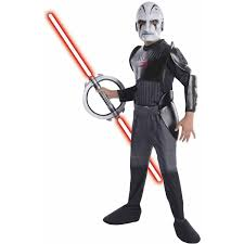 delux halloween costumes star wars rebels deluxe inquisitor boys u0027 child halloween costume