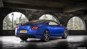 bentley rear 2018 bentley continental gt supersports coupe color moroccan