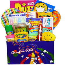 amazon com crafty kids fun u0026 activity gift box gourmet candy