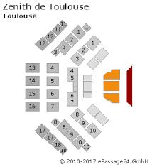 zenith plan salle plans de salle plans de stade disposition places assises