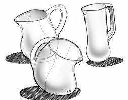 sketch a day 146 3 pitchers sketch a day sketches by spencer