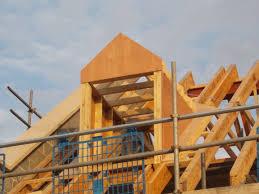 Timber Dormer Construction Timber Construction Sjk