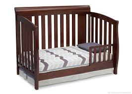 Crib Converts To Bed Top Photograph Of Cribs Convert To Toddler Bed 4824 Toddler