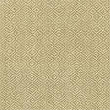 Diamond Upholstery D2992 Hanover Straw Gold Cotton Geometric Diamond Upholstery