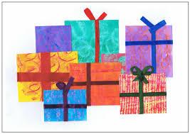 christmas gift coloring pages christmas tree presents xmas