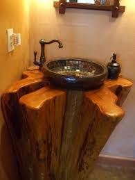 natural wood sink top western decorations cannot live without