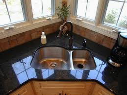 Kitchen Sinks And Cabinets Don U0027t Let Kitchen Corner Left Empty Corner Kitchen Sink Design