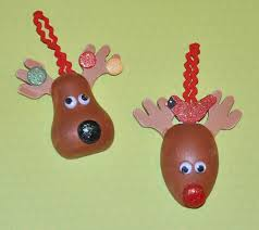 Homemade Christmas Reindeer Decorations by 83 Best Reindeer Crafts Images On Pinterest Reindeer Craft