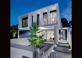 architectural design homes lubelso by canny contemporary home builders melbourne luxury