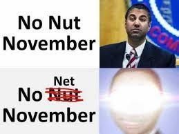 November Meme - dopl3r com memes no nut november net no november