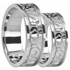 claddagh wedding ring set claddagh ring sets claddagh rings