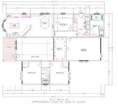 Floor Plans Mobile Homes The La Belle Vr41764d Manufactured Home Floor Plan Or Modular