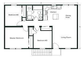 dining room floor plans 3 bedroom floor plans monmouth county county new jersey