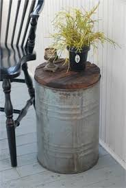 Drum Accent Table Best Metal Drum Accent Table Metal Drum Side Table Products