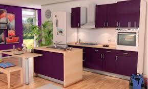 cuisine couleur fin décoration cuisine couleur aubergine ikea 96 etienne