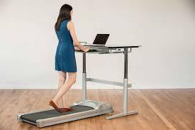 Standing Treadmill Desk by Treadmill Desk Walk At Work To Fight Sitting Disease