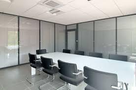 cloison verre bureau cloison vitrée bureau cloison simple ou vitrage techni
