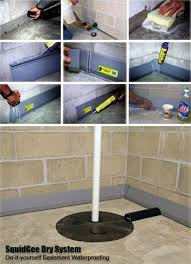 Wet Basement Systems - diy basement waterproofing kit dry up your wet basement like a