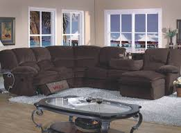 Sectional Sofa With Chaise Lounge Sofa Chaise Recliner Centerfieldbar Throughout Sectional Sofas