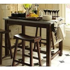 pottery barn bar table awesome and beautiful bar height dining table all dining room