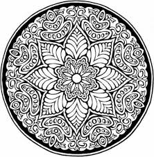 printable mandala coloring pages adults 05278