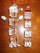 cube snowman collectibles ebay