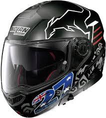 cheap motorcycle shoes nolan n104 stoner iconic replica n com helmet motorcycle helmets