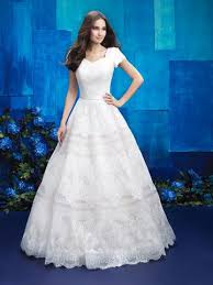 veronicamichaels bridal prom pageant formalwear modest contemporary