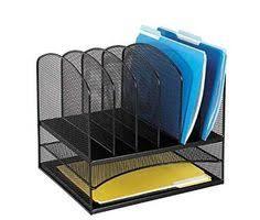Black Wire Mesh Desk Accessories Black Mesh Desk Organizer Desktop Accessories Office Supplies File