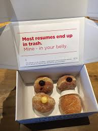 Resume For Courier Driver This Guy Posed As A Donut Delivery Man To Get Into Agencies And