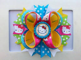 hello bow 20 best hair bows hello images on hairbows ties
